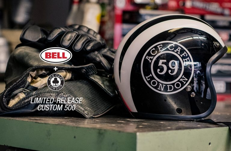Bell Helmets announce new Ace Cafe London 59 Club helmets